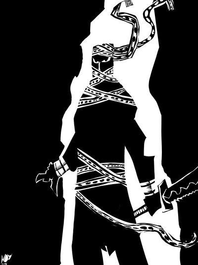 Ninjaman by nickyocum