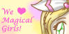 We Love Magical Girls Logo by lillilotus