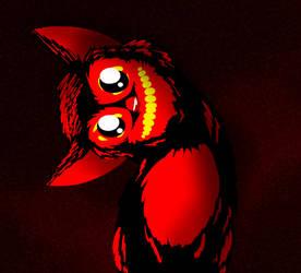 CreepyCat by Mishti14