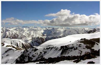 Sth Mtn Range by mikstar