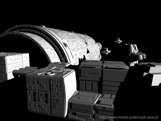 Starship by paterczm