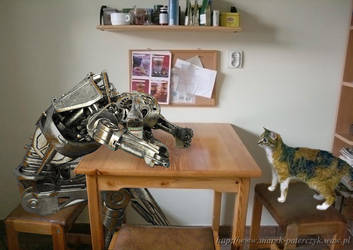 Drunk Terminator by paterczm