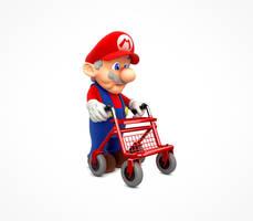 Marios last kart by DanielMoos