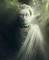Disciples II - Ghost by Darkellaine