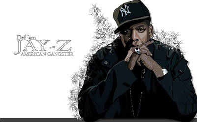 Jay Z American Gangster by Illusionator