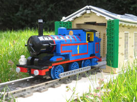 Real Thomas by ScotNick