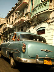 Havana Street by Ondro