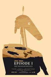Star Wars Episode 1 by OllieBoyd
