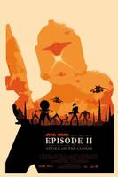 Star Wars Episode 2 by OllieBoyd