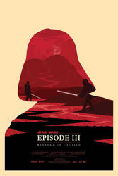 Star Wars Episode 3 by OllieBoyd
