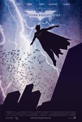 The Dark Knight Rises by OllieBoyd