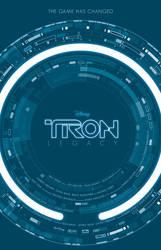 TRON Legacy by OllieBoyd