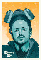 Breaking Bad - Jesse Pinkman by OllieBoyd