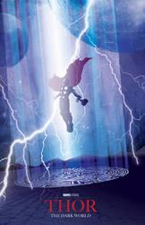 Thor 2 - The Dark World by OllieBoyd
