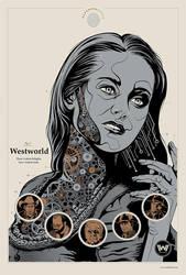 Westworld by OllieBoyd