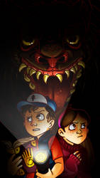 Gravity Falls by Homemade-Happiness