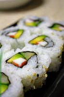 Sushi by Speechlessly
