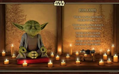 Yoda by kondaspeter1