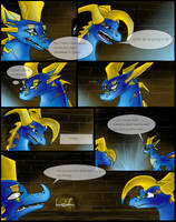 The Beginning of End - page 7 by IcelectricSpyro
