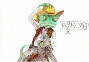 Rango by IcelectricSpyro