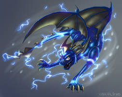 Ice and Lightning - ID 2015 by IcelectricSpyro