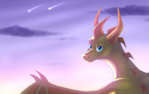 The Brightest Star Of Them All by IcelectricSpyro