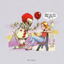 The It-Girl by girlsandmonsters