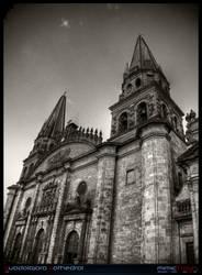 Guadalajara Cathedral IV by mimictrash