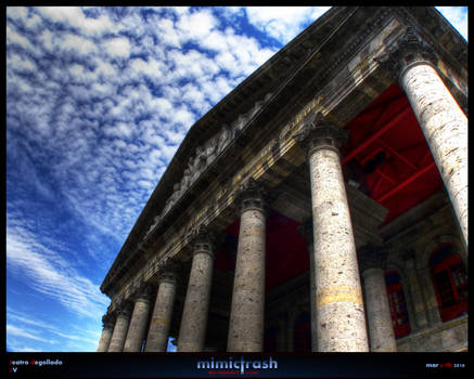 Teatro Degollado V by mimictrash