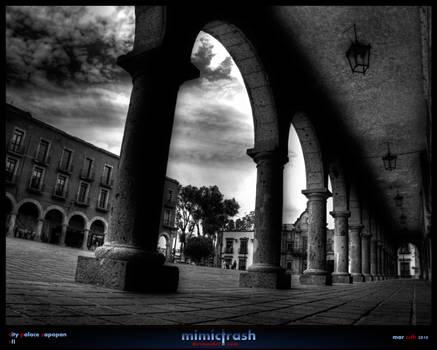 City Palace Zapopan II by mimictrash