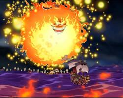 One Piece 891 / Prometheus by fernanpraa