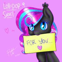 Lollipop Swirl by art-for-eternity