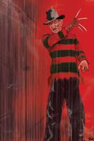 Freddy Krueger by tlmolly86