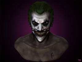 Joker by tlmolly86