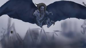 Van Helsing Bride W.I.P by tlmolly86