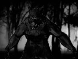 Werewolf by tlmolly86