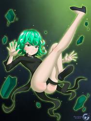 tatsumaki Fanart1 by Orcaleon