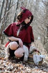 Red Riding Hood Cosplay - Lost by diriagoly