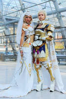 Rasler Cosplay - This is my Bride. by diriagoly