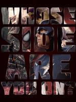 Marvel's Civil War Teaser Poster by Enoch16