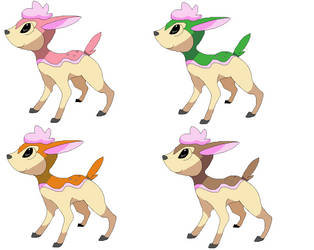 Shine General Information Deer by Elfcoach