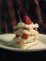 Strawberry Cafe Cake - 01 by Luna-Starbright
