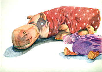 Hippos by Luna-Starbright