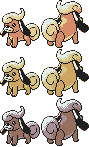 Puddi GSC Sprites by Axel-Comics
