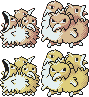 Chiks GSC Sprites by Axel-Comics
