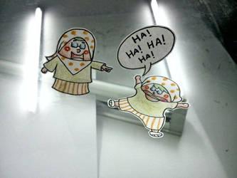 like to make u laugh by maskey143