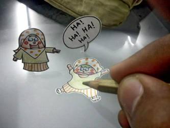 hahaha look at u by maskey143