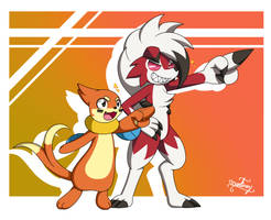 Come on! Let's move forward! by TheBraixenChris