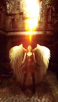 Angel by zfbaser