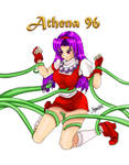 Athena 96 tentacles by KendalStalk